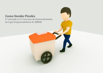 Como Vender Picolés - Game