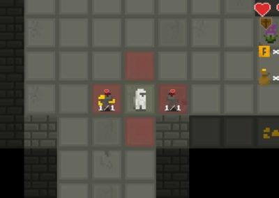 Tiny Space Traveler - Game