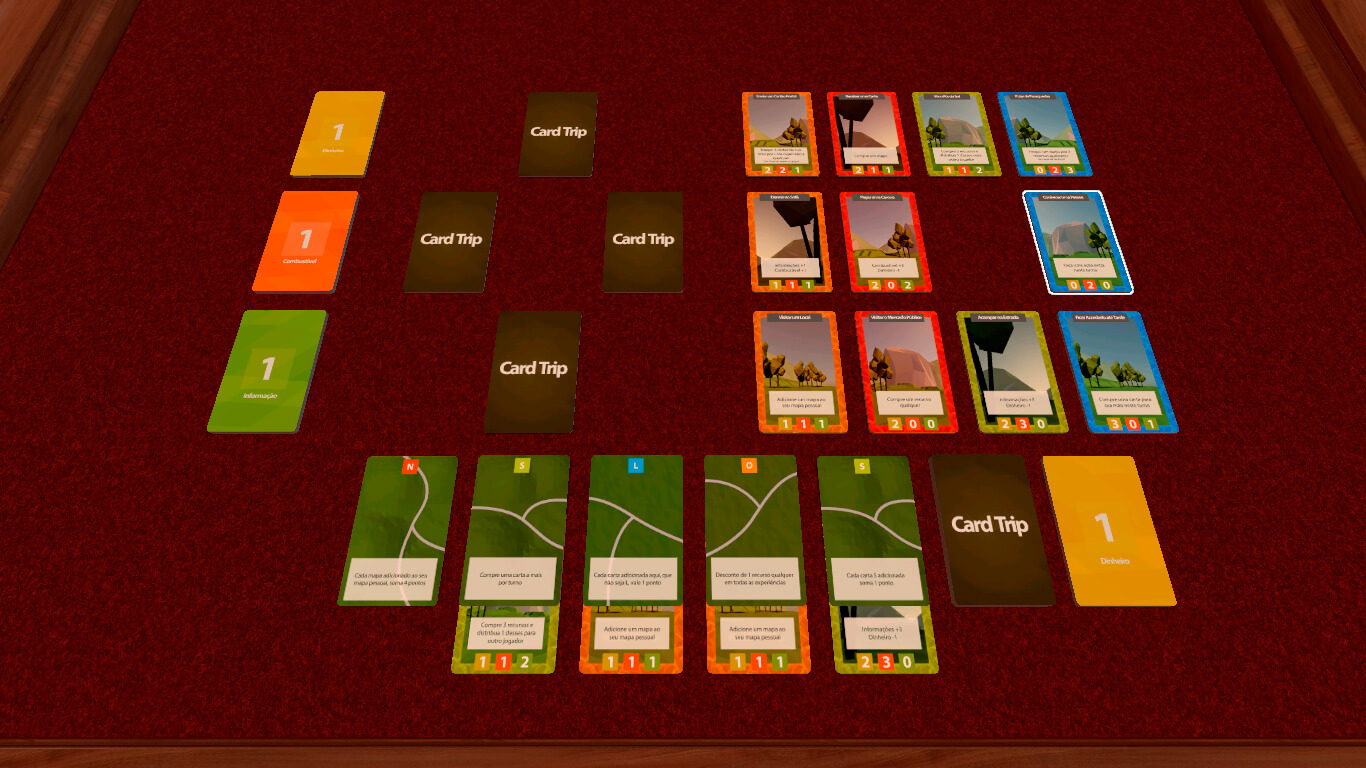 Card Trip - Jogo de Cartas