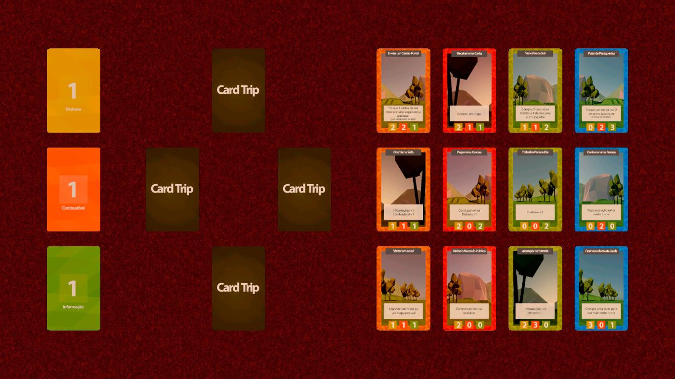 Card Trip - Card Game